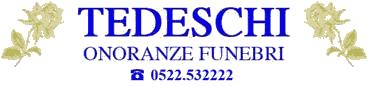 Onoranze funebri Tedeschi Reggio Emilia